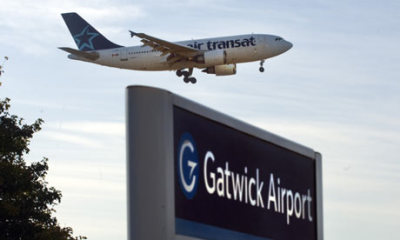 Gatwick Airport flight information