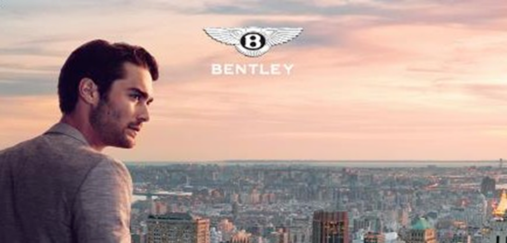 Bentley Momentum fragrance