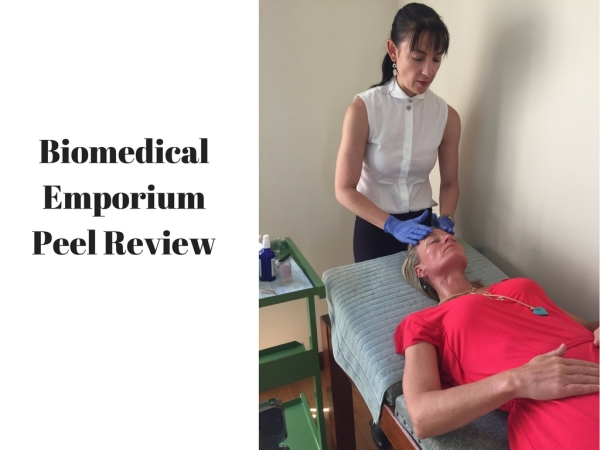 Review: Vitamin C Peel and boost with Biomedical Emporium