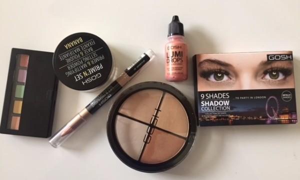 Gosh Makeup Review & Giveaway!