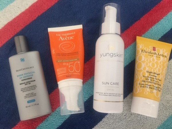 Some of the best sunscreens on the market