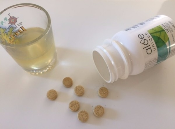 Time to detox with Aloe Unique