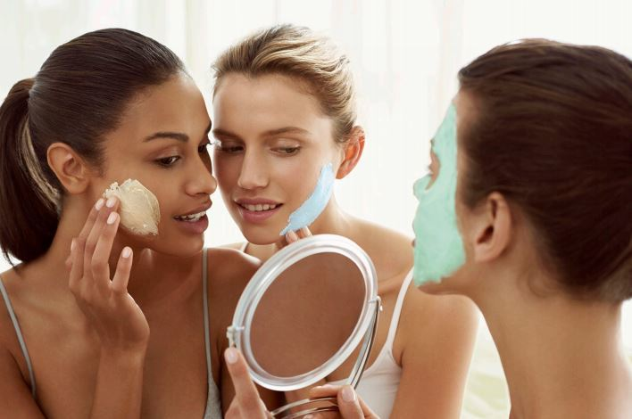 Clarins SOS Masks - Save my Skin!!