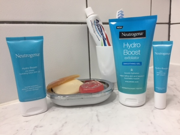 neutrogena hydra boost review
