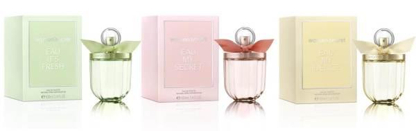 Giveaway: Women's Secret Fragrances