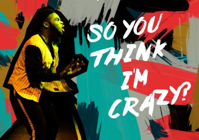 So U think i'm craZy flier
