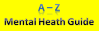 Link to A to Z Guide of mental helath illnesses on Mind's website