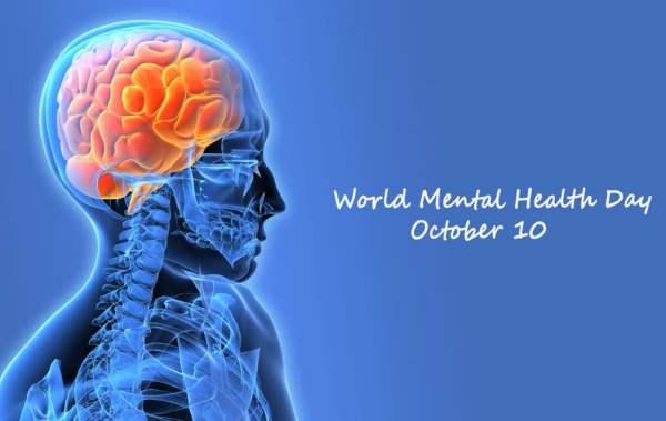 World Mental Health Day - 10 October