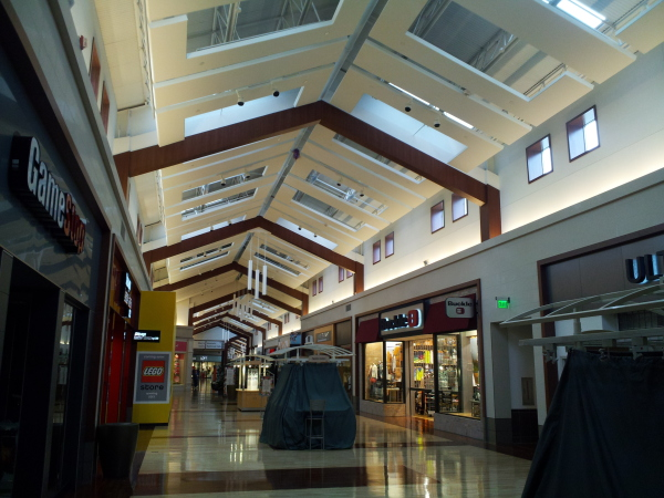 Gurnee Mills Shopping Center - Gurnee, IL.