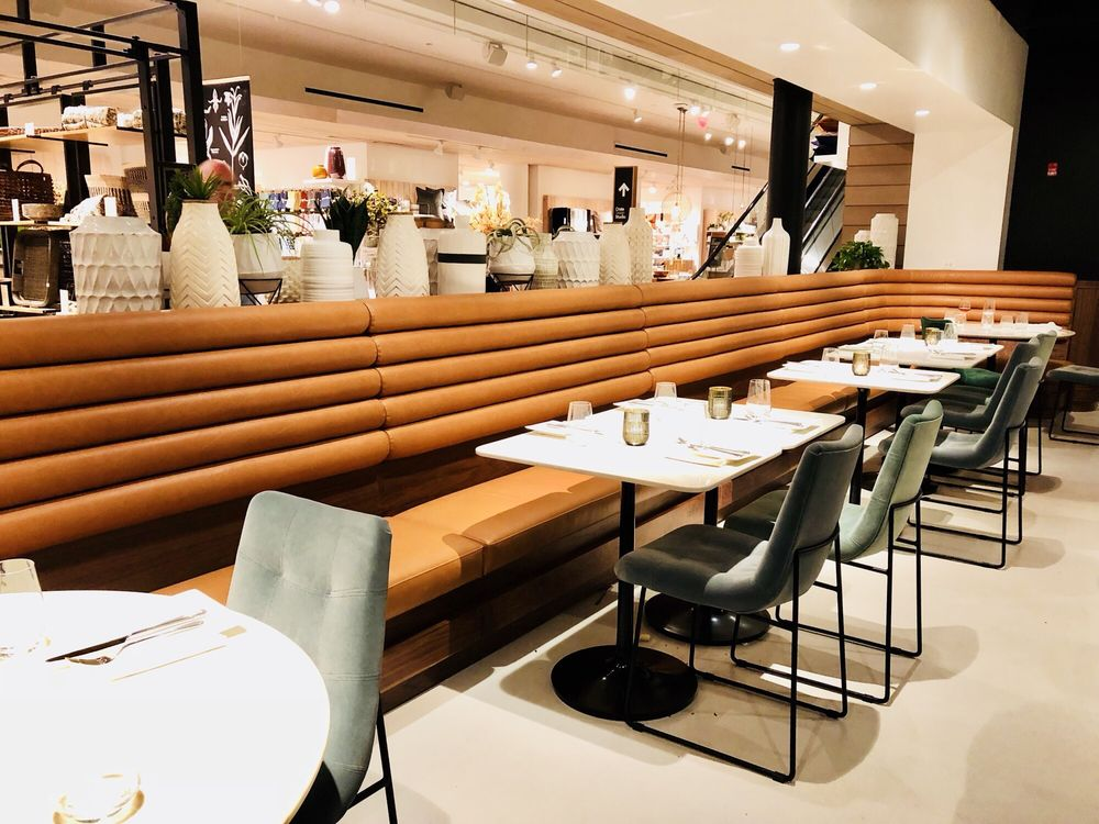 Table Restaurant at Crate and Barrel