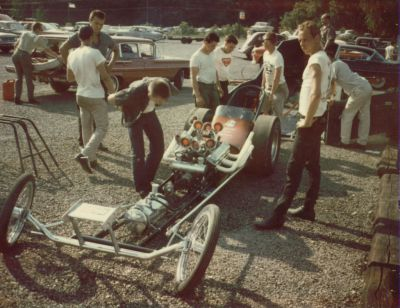 Connecticut Drag Strip History