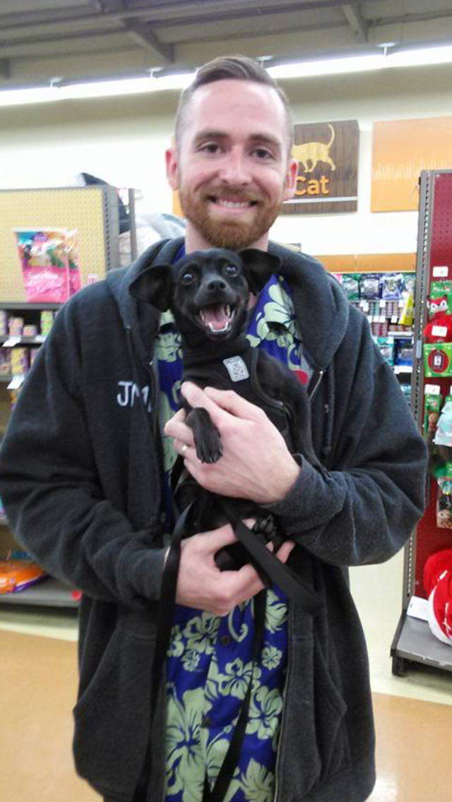 Spookly - Happy Adoption!