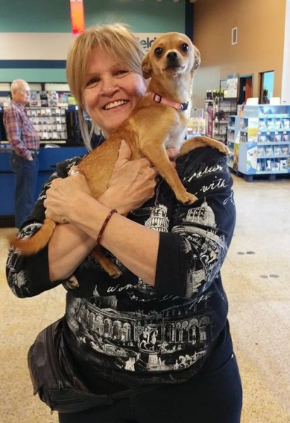 Adoptions at Petsmart - April