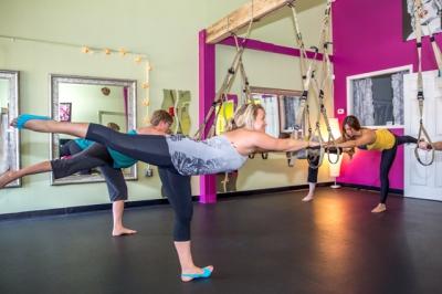 Fab Workout Using TRX Straps