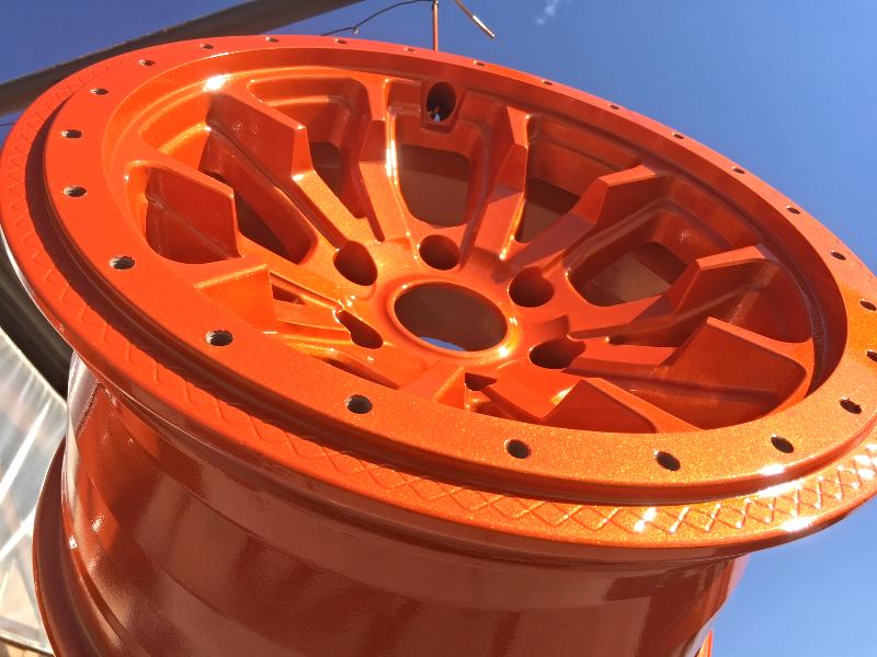 matte wheel