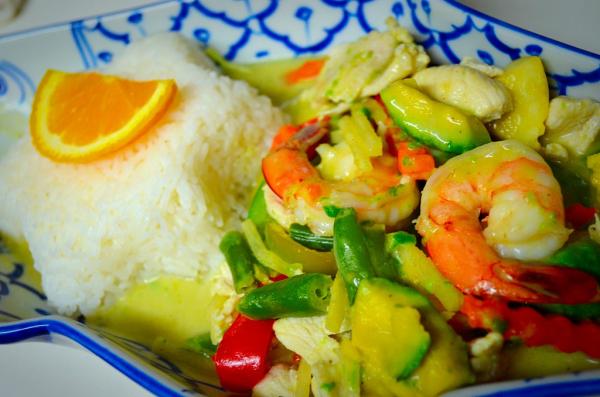 Avocado Curry (Chef Special)