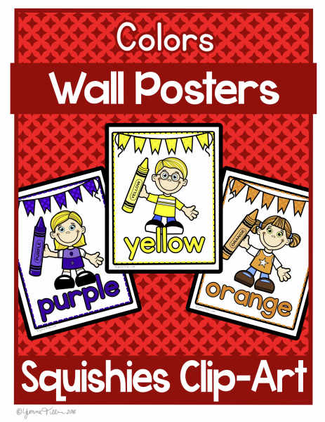 Color Wall Posters