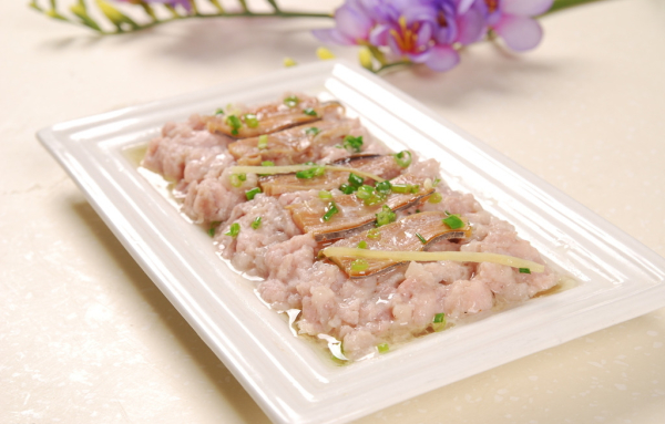Steamed Pork Patty w/ Salted Fish