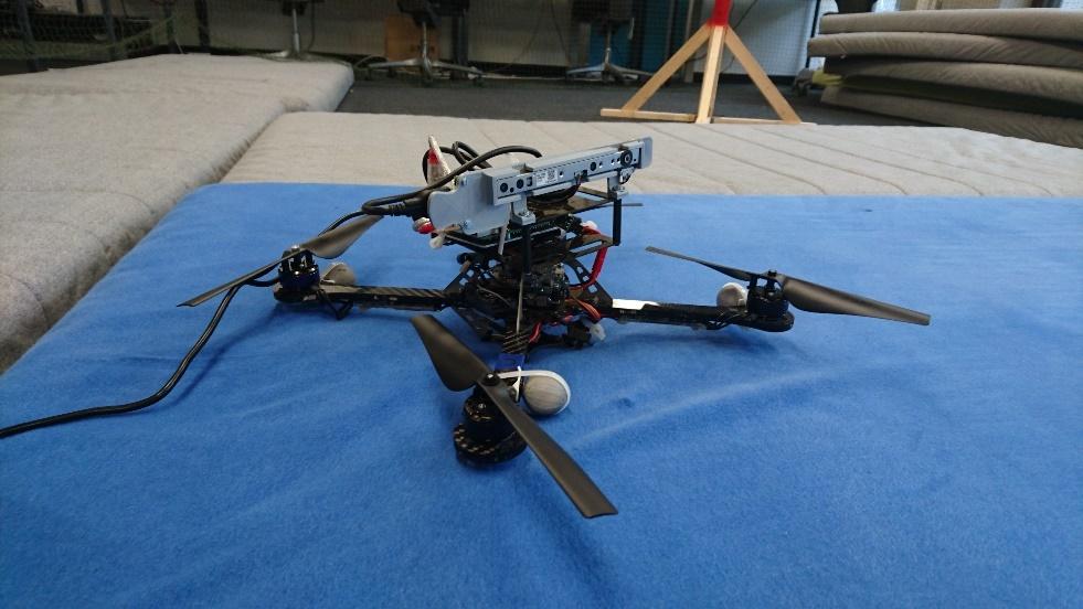 Hawk - IROS drone race payload