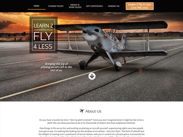 Learn 2 Fly 4 Less