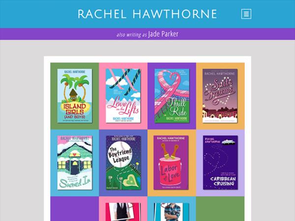 Rachel Hawthorne & Jade Parker