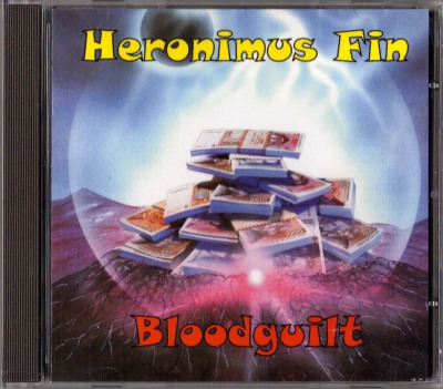 Heronimus Fin Bloodguilt Rare Prog Rock UK Psych