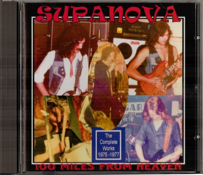 Supanova Rare UK Heavy Rock Birmingham 1976 Sabbath Budgie