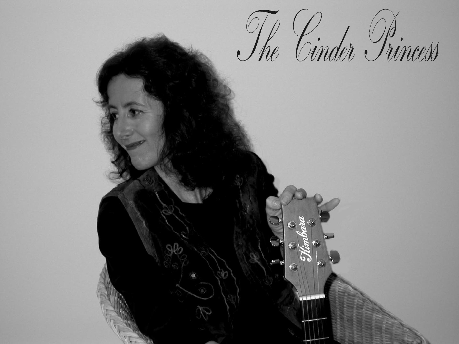 Cinder Princess UK Female Folk Garden Records