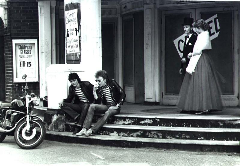 Promotion Photograph Misspent Youth Betcha Wont Dance Big Bear UK Punk 1979