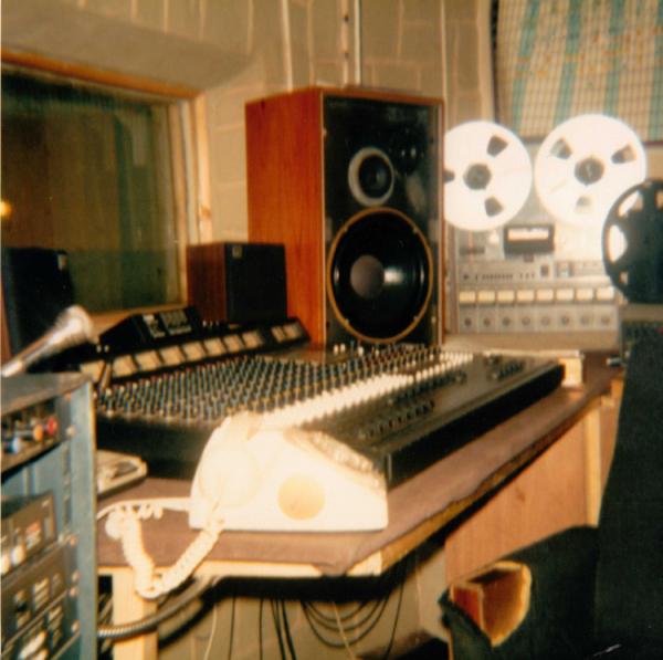 Control Room Flick Studios