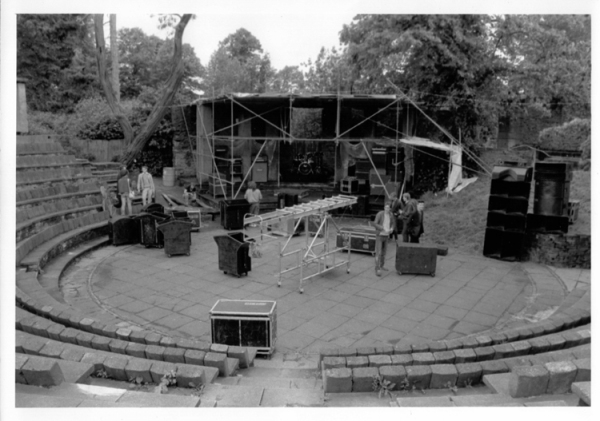 Filick Pick-Nic - Cannon Hill Park Arena 1985