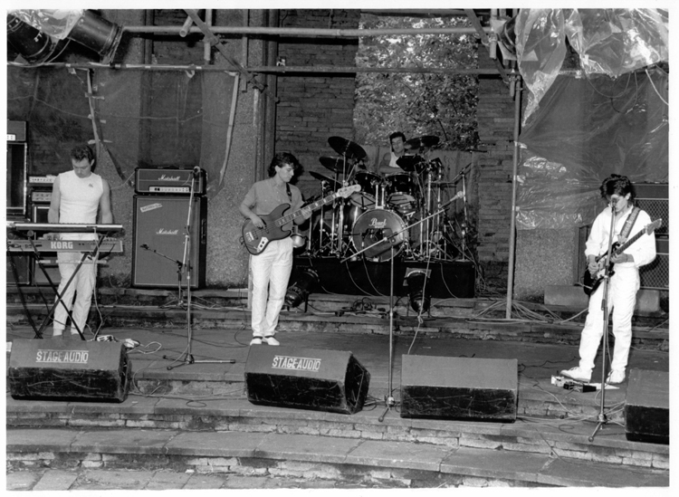 System X - Cannon hill Park Arena 1985