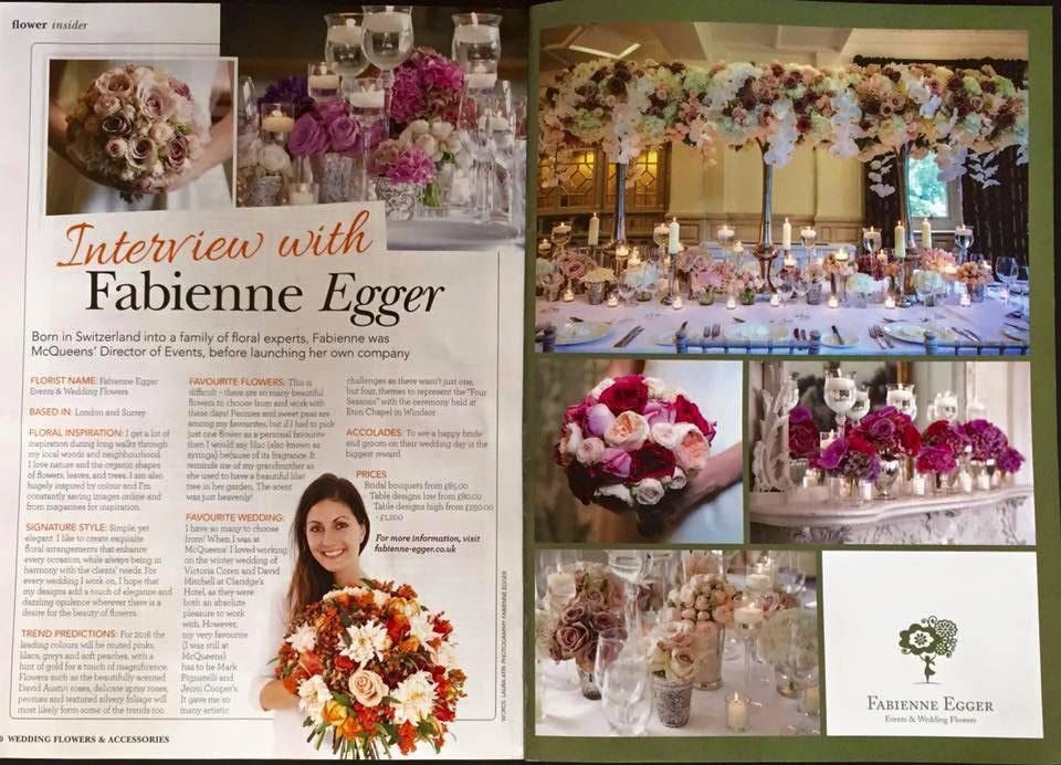Fabienne Egger flowers