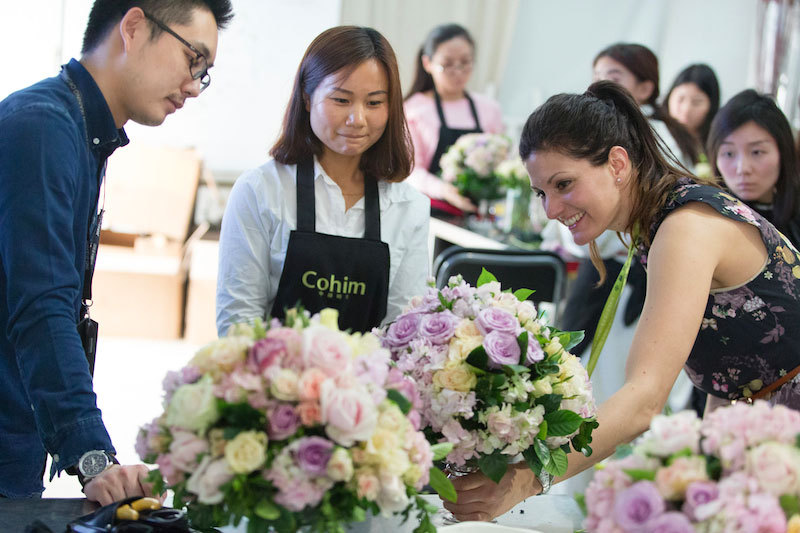 UK Floristry Classes Launched