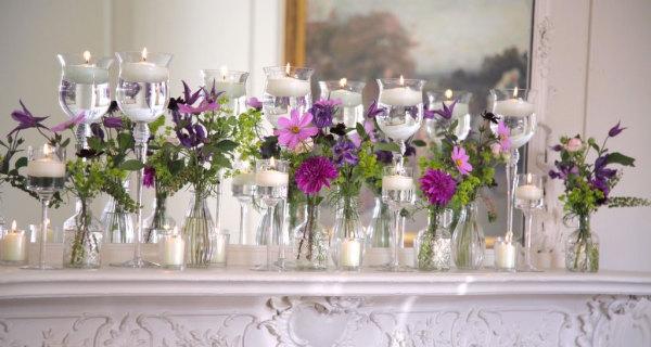 Fabienne Egger hotel flowers