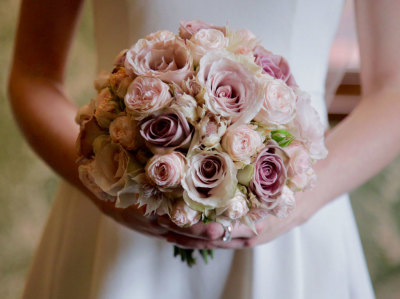 Bridal bouquets London