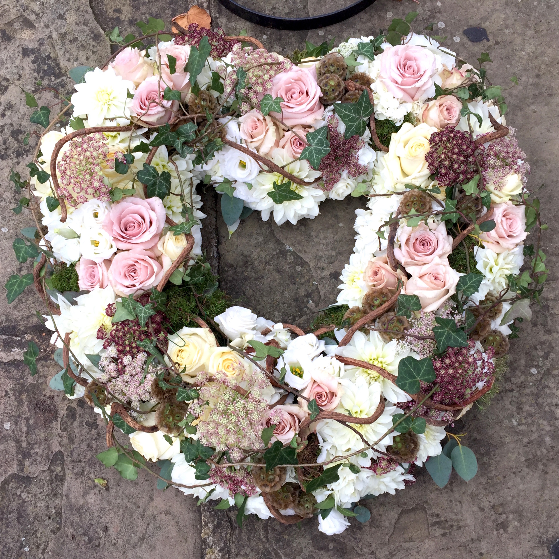 sympathy flowers. Surrey