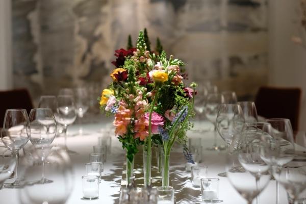 Fabienne Egger Party Flowers