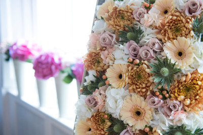 Floristry class dates now available to book at The Medicine Garden