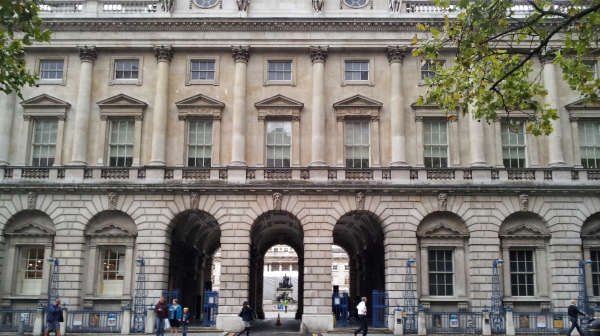 Courtaulds - listed building