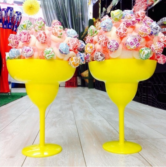 Candy Margaritas! Just in Time for Cinco De Mayo!