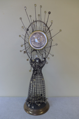 Reliquary of St. Obsolescence  ~  SOLD