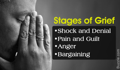 Stages of Grief?