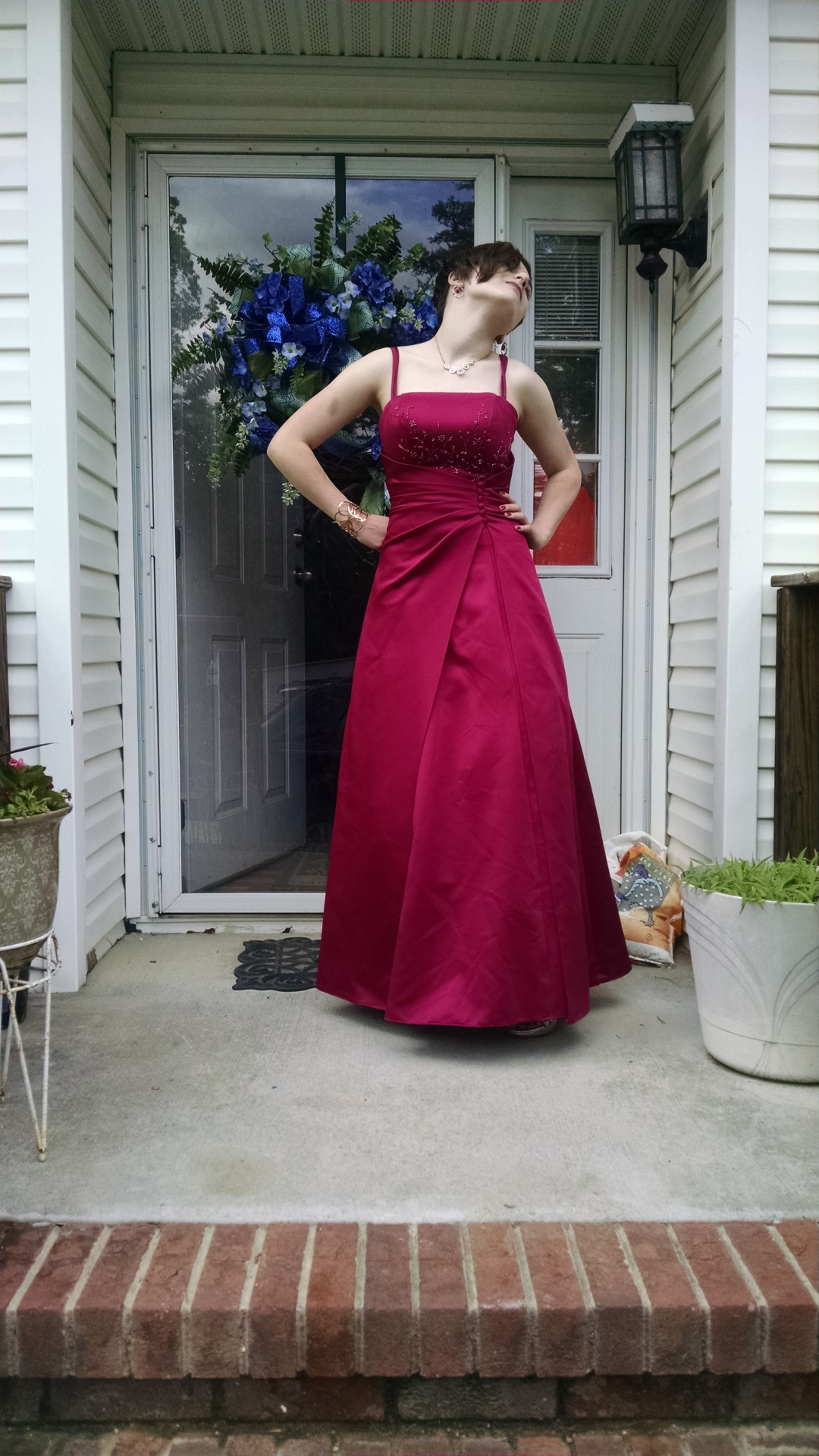 Me Before the Formal