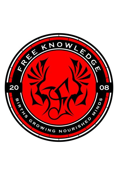 Free Knowledge Crest