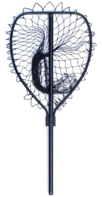 "48"" Retractable Landing Net"