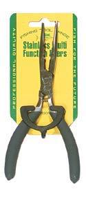 Multi Function Plier S/S