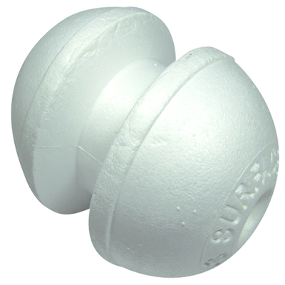 150mm Cotton Reel Foam Float