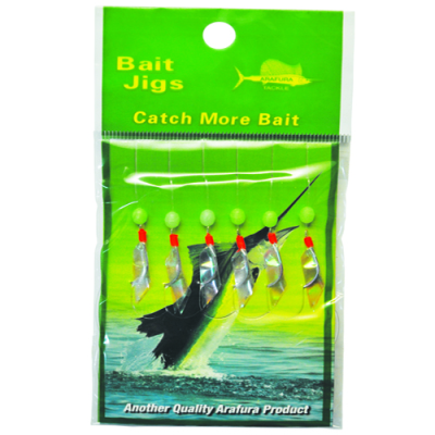 Bait Jigs Size 8 (Chinese Made)