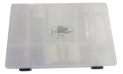36 Compartment Box with Dividers